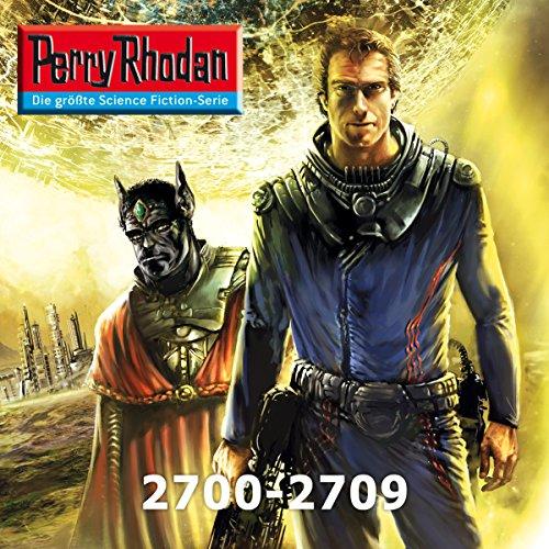 Perry Rhodan, Sammelband 31: Perry Rhodan 2700-2709 (Marc Jacobs Herren)