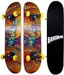 Skateboard Bartman