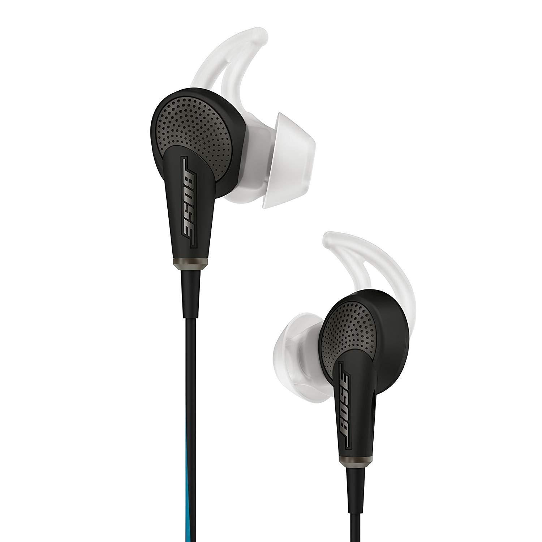 Bose QuietComfort 20 - Auriculares in-Ear compatibles con Samsung ...