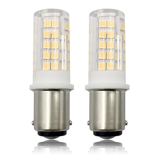 PACK OF 2 X 15W B15 Pygmy Light Bulb Appliance Sewing machine Signage Lamp SBC