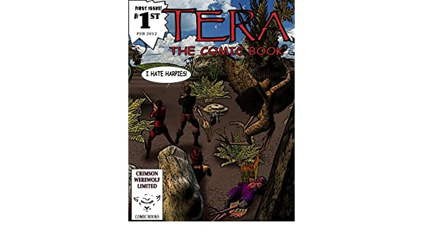 TERA The Comic Book (Issue One) (English Edition) eBook ...