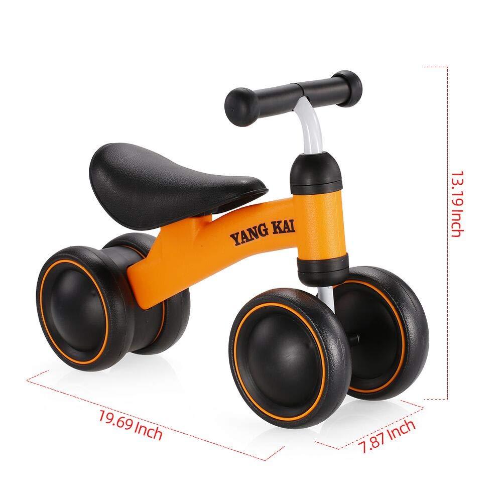Goolsky Yang Kai Q1 + Baby Balance Bicicleta Aprender a Caminar ...