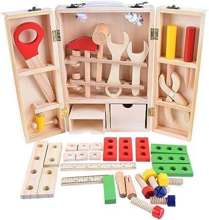 Costruire UN Cassetta degli attrezzi Ragazzo giocattoli