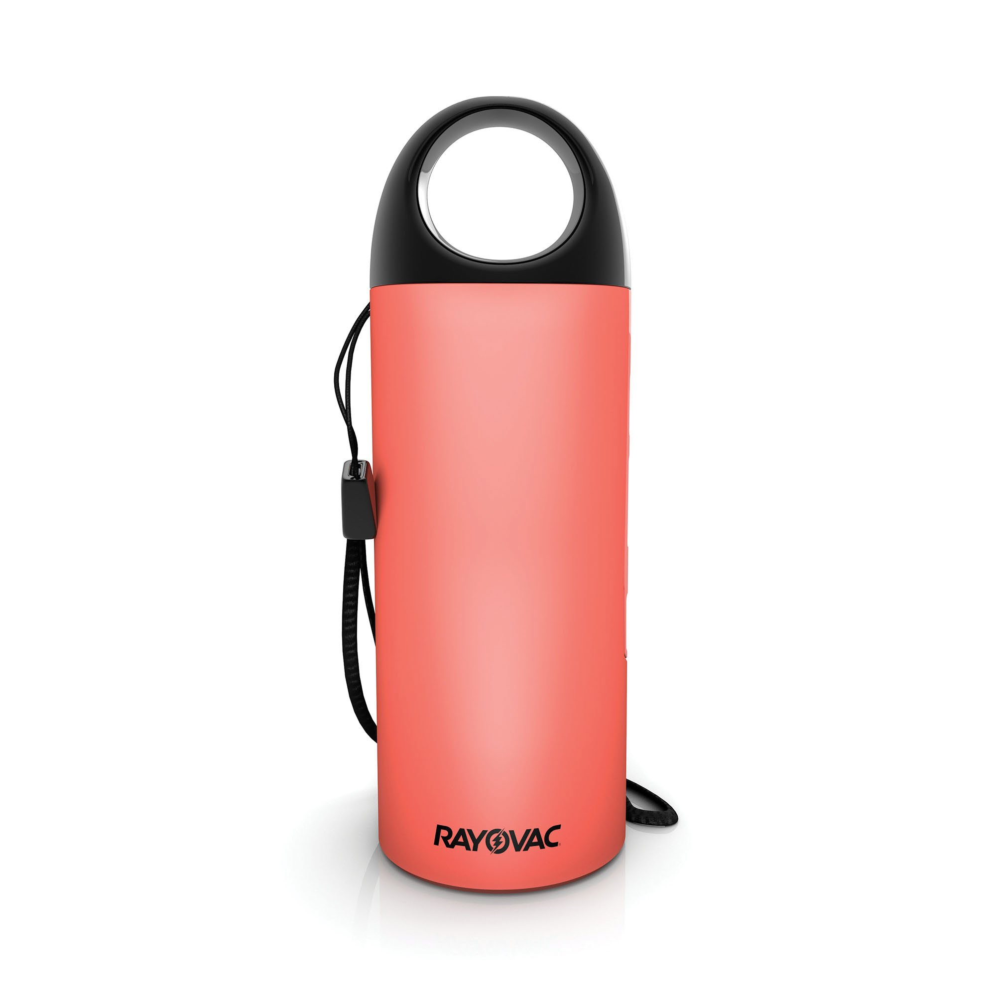Rayovac Power Protect Safety Siren & Portable Charger, Coral, PS99CL