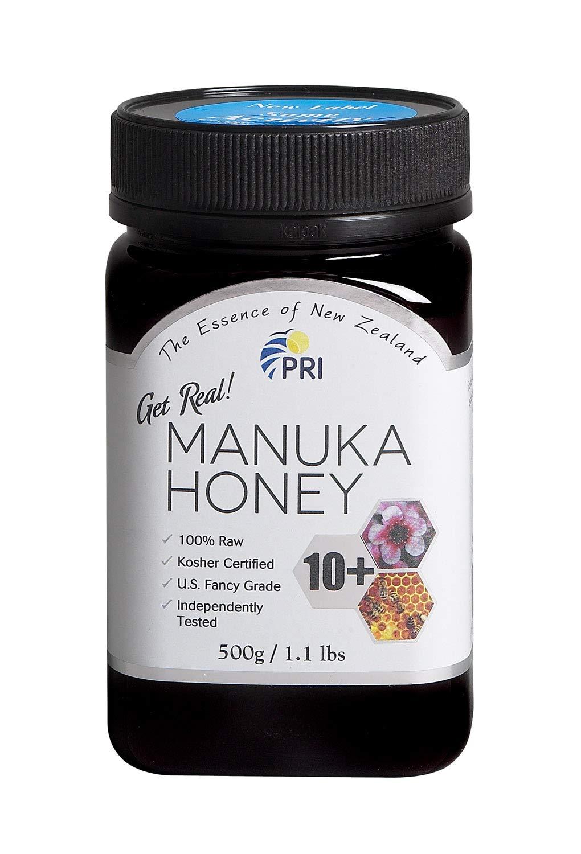 PRI Manuka Honey 10+ 1.1lbs (MGO 100+)