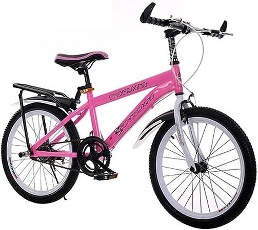 TD Bicicleta para Niños Velocidad Variable Bicicleta De Montaña 18 ...