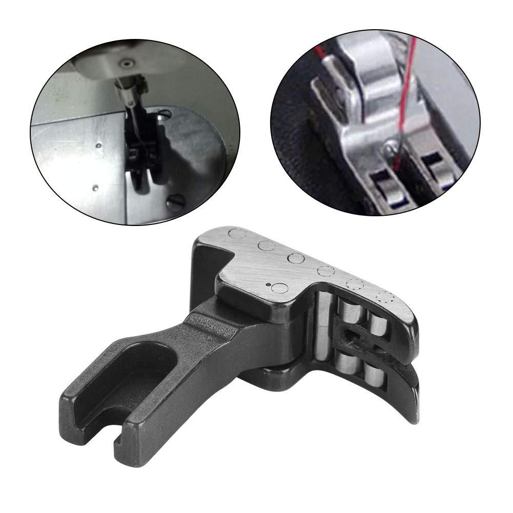 Accessori per Macchine da Cucire Industriali 12 Cuscinetti Piedino in Acciaio Delaman Piedino per Piedini in Acciaio r141