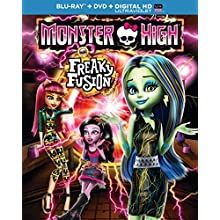 Monster High: Freaky Fusion [Blu-ray] (2016)