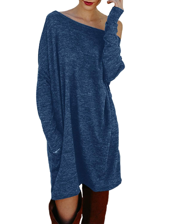 Kidsform DRESS レディース B07K53BKWX Large|Y-blue Y-blue Large