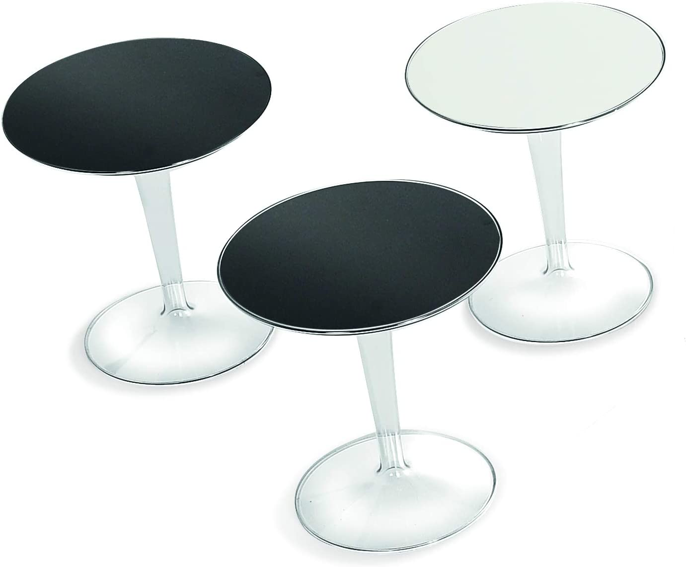 noir Kartell TIP TOP Table