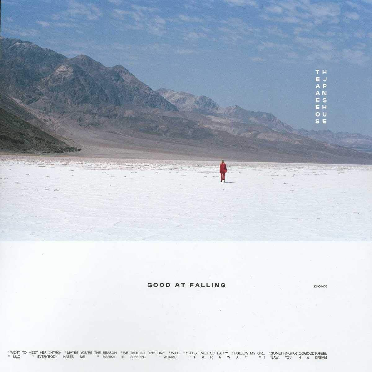 CD : Japanese House - Good At Falling