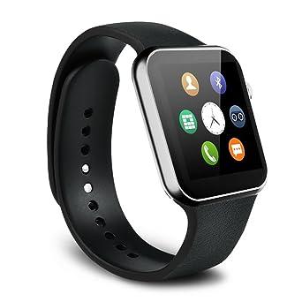 Reloj Inteligente 2018 Deportivo Con Camara Para Android iPhone Digital DE Mujer Y Hombre Unisex ACCESORIOS