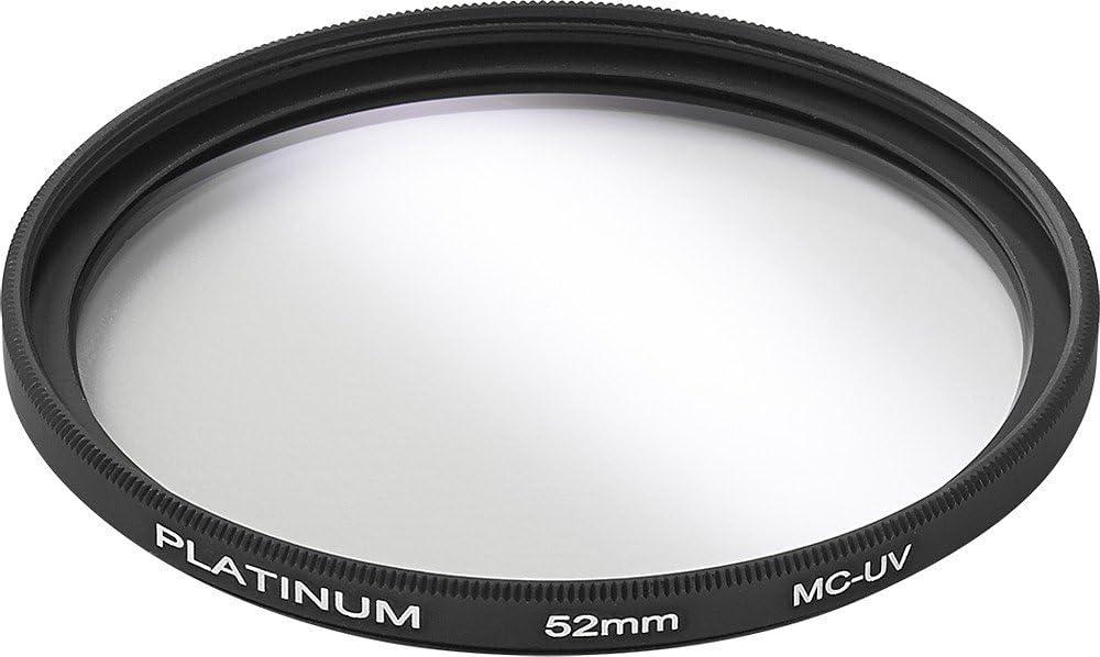 Clear PT-MCUVF52 Platinum Series 52mm UV Lens Filter Model