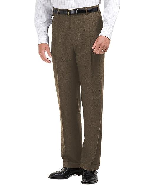 Amazon.com: Brooks - Pantalones de vestir para hombre con ...
