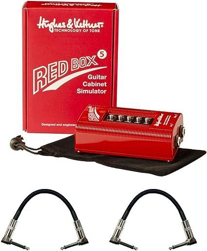 Hughes & Kettner - Simulador para armario de guitarra con cable de ...