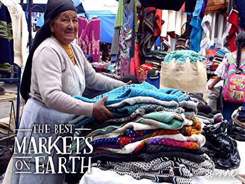 Otavalo Textile Market, Ecuador