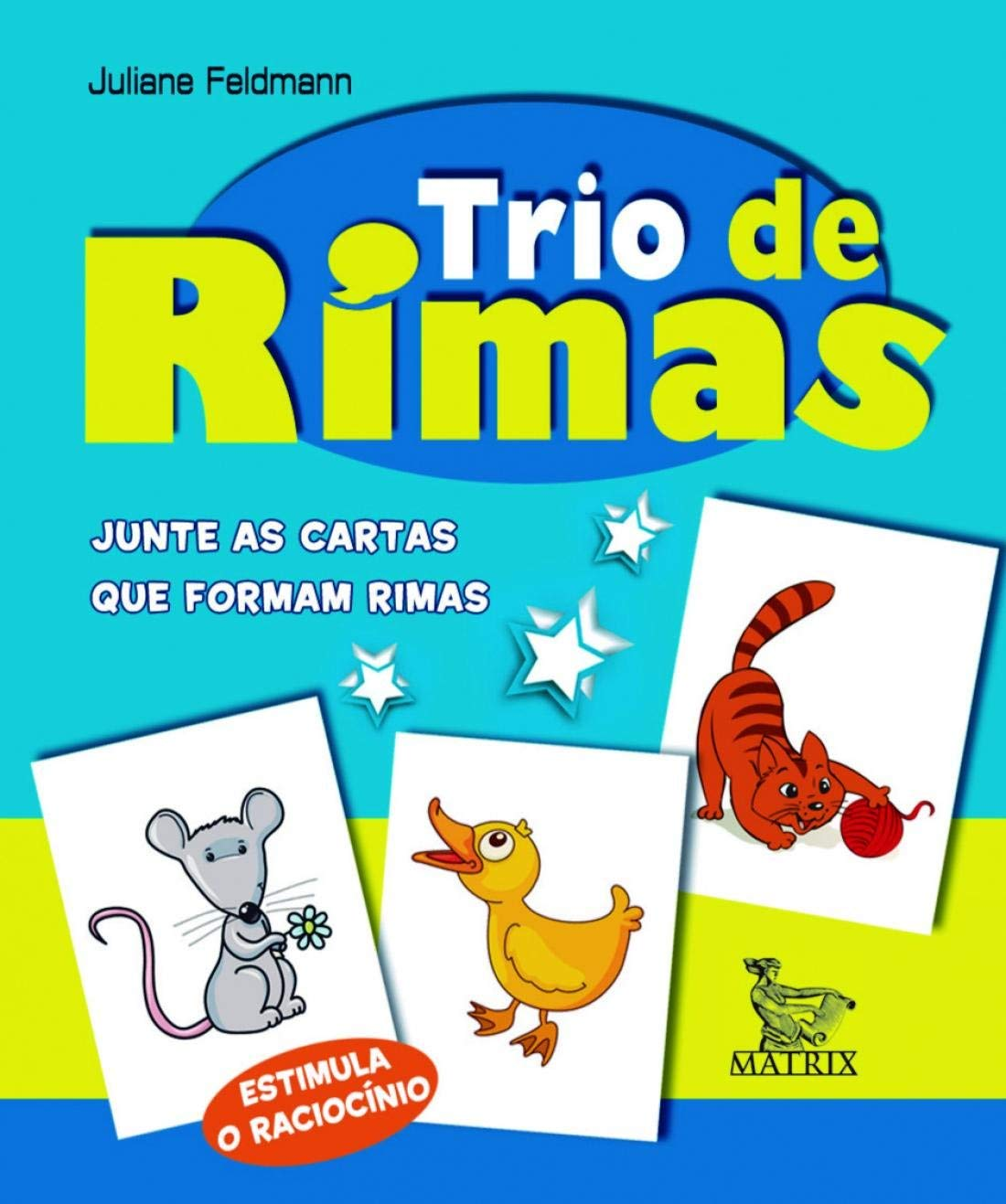 Trio de Rimas: Juliane Fedmann: 9788582301180: Amazon.com: Books