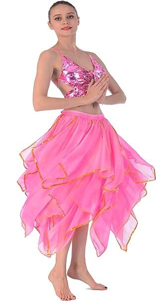 Amazon.com: Disfraz de Halloween para danza del vientre ...