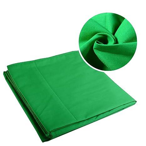 Sfondo verde per effetti speciali