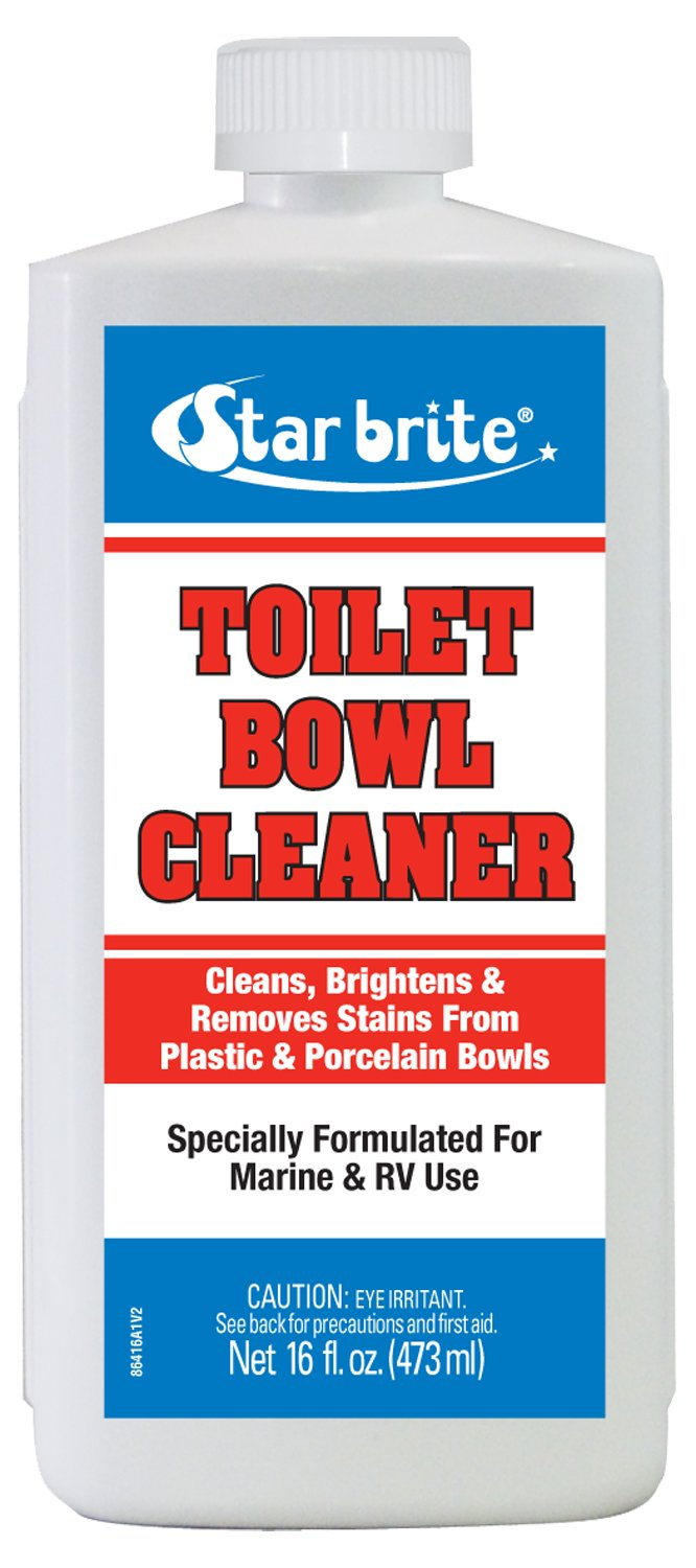 Star Brite Toilet Bowl Cleaner - Marine & RV Formula - 16 oz. (86416) by Star Brite (Image #1)