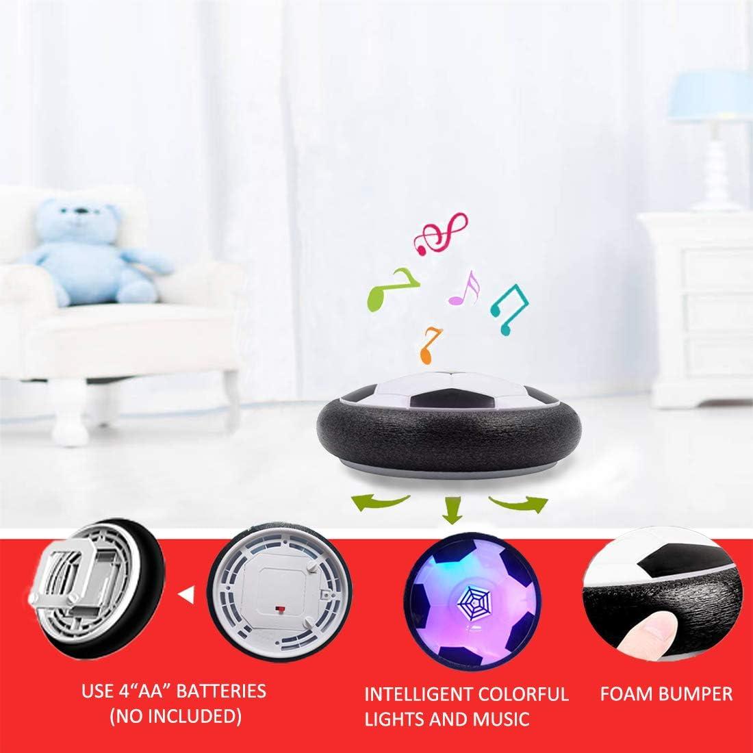 Toys & Games Toy Soccer ghdonat.com Hover Soccer Ball LED Light ...