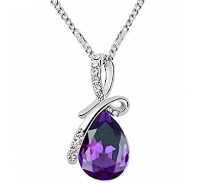 amethyst belle ct gold purple pear necklaces shopby necklace in white cut jewellers qp pendant pendants