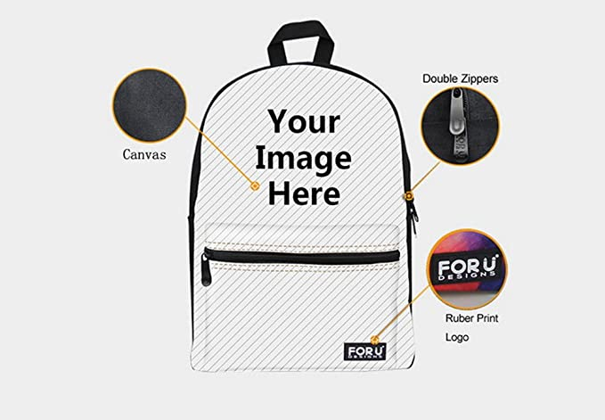Amazon.com | CHAQLIN Fire Lion Fashion Backpack for Teens Tiger Patterned ¡ | Kids Backpacks