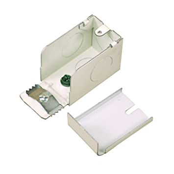 Amazon.com: Legrand - Wiremold V2010A2 ENTRANCE END FITTING (1 ...