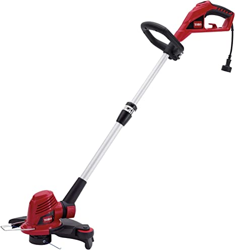 Toro Corded 14-Inch Electric Trimmer/Edger - Best Budget Pick