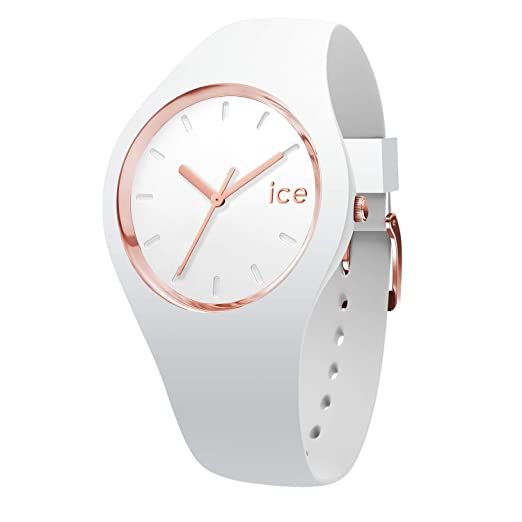Ice-Watch Reloj para Unisex de Cuarzo con Correa en Silicona 001631: Amazon.es: Relojes