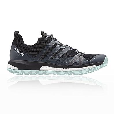 adidas Damen Terrex Agravic Traillaufschuhe, Blau (Azutiz/Purtiz/Aerver 000), 41 1/3 EU
