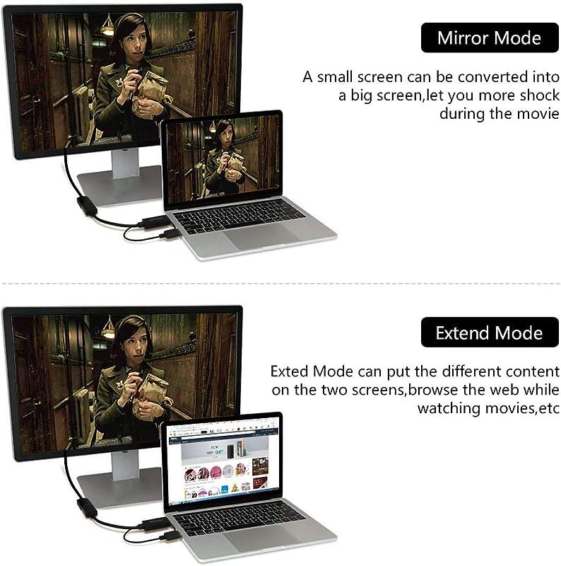 HDMI to DisplayPort Converter Adapter