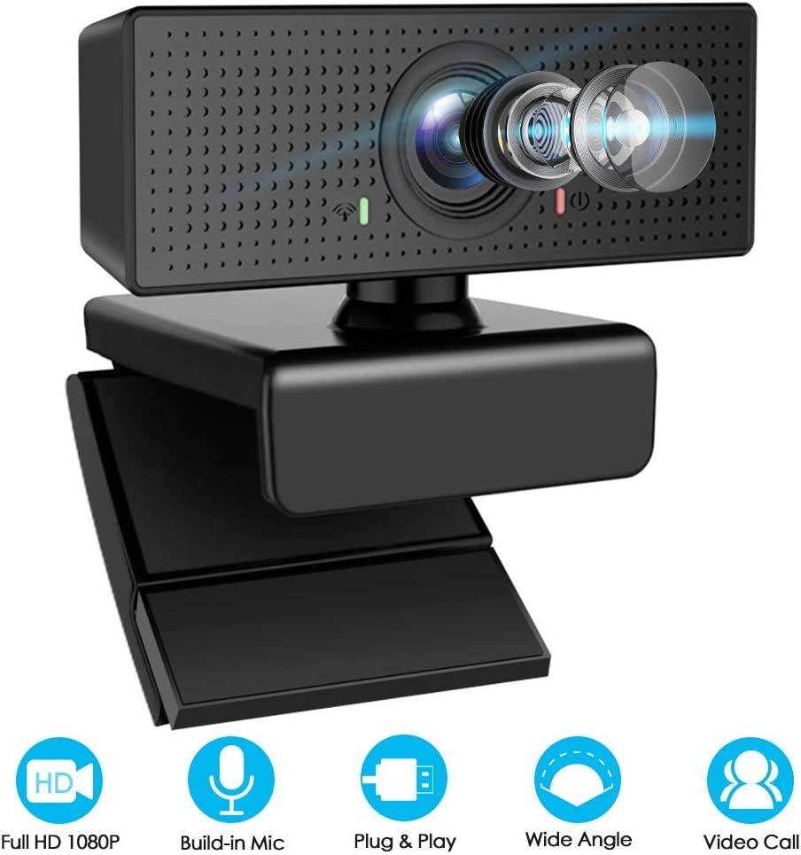 Free Amazon Promo Code 2020 for Webcam with Microphone