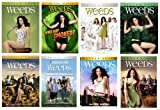 Weeds Complete DVD Collection - All 8 Seasons on 22 Dvds