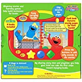 My First Story Reader and Sesame Street 4-book