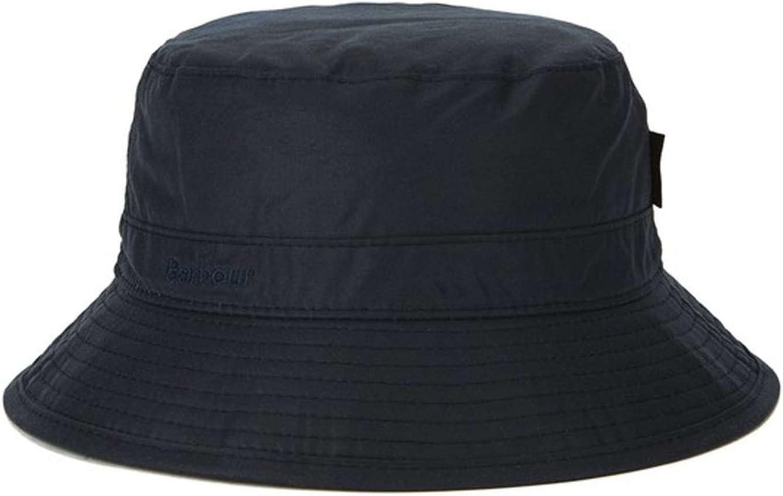 Barbour BAACC0247 NY91 Sombreros hombre azul S: Amazon.es: Ropa y ...