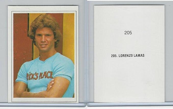 1984 Mj Michael Jackson Other Artists Cards 205 Lorenzo
