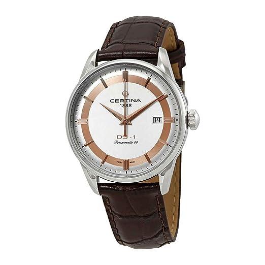 Certina DS 1 Powermatic 80 - Himalaya Special Edition C029.807.16.031.60 Reloj Automático para hombres Reserve de marcha de 80 horas: Amazon.es: Relojes
