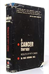 A Cancer Therapy Hardcover