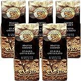 (ロイヤルコナコーヒー) トーステッド ココナッツ フレーバー コナブレンド コーヒー 227g×5パック (粉)