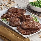 Gourmet Foods, Steak Lover's Triple Treat, Two 10 oz. Ribeyes Two 10 oz. New York Strips Two 8 oz. Filet Mignons