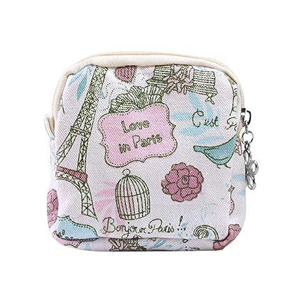 Amazon com: StageOnline Cartoon Storage Bag Sanitary Napkin