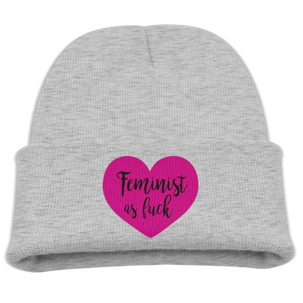 Banana King Feminist First Baby Beanie Hat Toddler Winter Warm Knit Woolen Cap for Boys//Girls