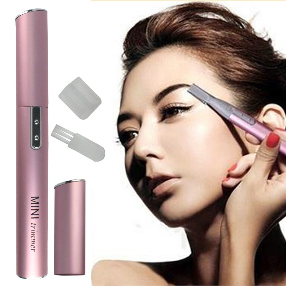 Cordless Electric Lady Shaver Bikini Legs Eyebrow Trimmer Shaper Hair Remover EYX Formula