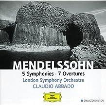 5 Symphonies/7 Ovts