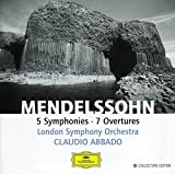 Classical Music : Mendelssohn: 5 Symphonies, 7 Overtures