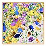 Jungl Safari Confetti (Pack of 96)