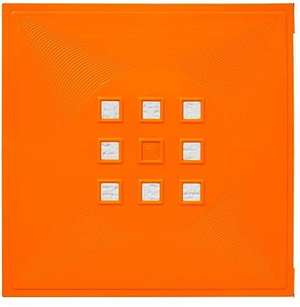 Forma deka puerta para dados Regal Expedit Flexi para Ikea + Nornas Kallax con * Naranja