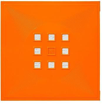 Forma deka puerta para dados Regal Expedit Flexi para Ikea + Nornas Kallax con * Naranja: Amazon.es: Hogar
