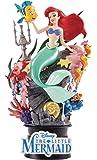 ディズニー ビーストキングダム Dステージ PVCスタチュー #012 『リトル・マーメイド』 / Disney BEAST KINGDOM 2019 D-STAGE PVC STATUE #012 THE LITTLE MERMAID 【並行輸入品】 アリエル